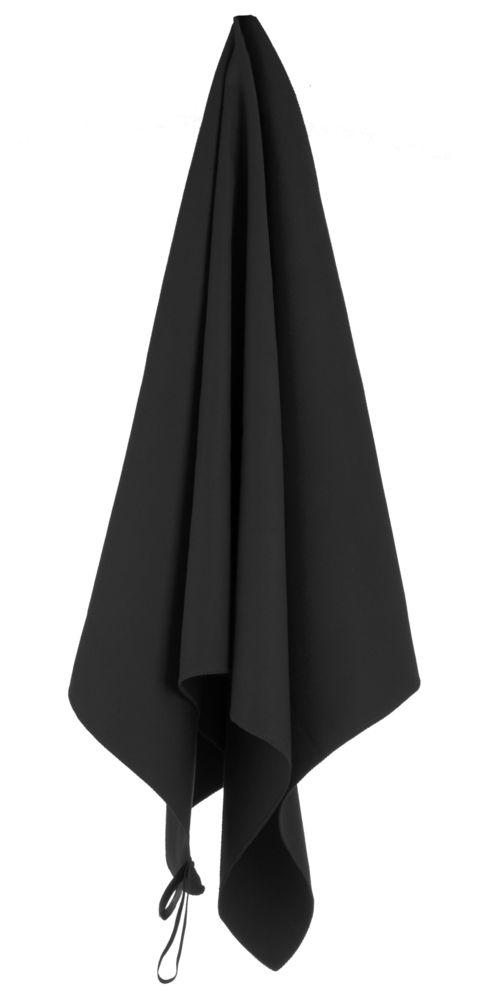 Полотенце Atoll Large, черное