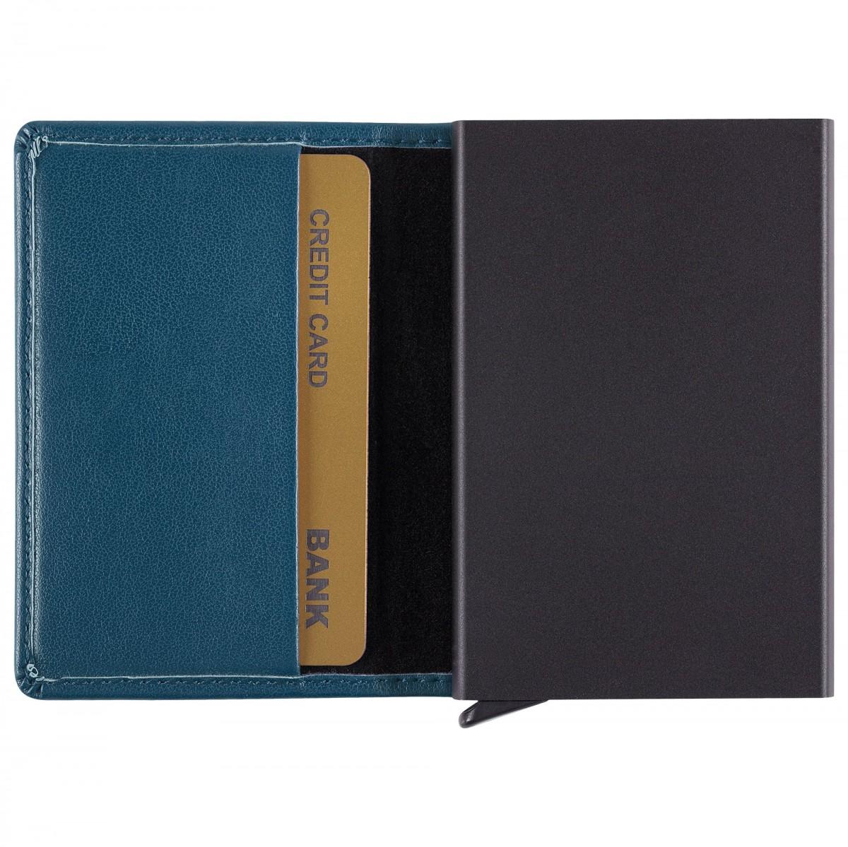 Футляр для кредитных карт Stroll, синий
