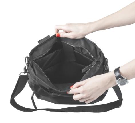 Повседневная сумка Fancy Business, черная