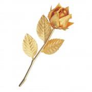 Сувенир «Золотая роза»