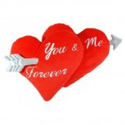 Декоративная подушка «You and Me Forever»