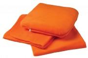 Плед TRAVEL, оранжевый