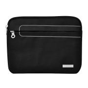 Чехол для планшета 'Messenger', черный, 26.50 × 2 х 21 см, 75 D полиэстер