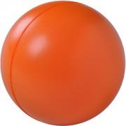 Антистресс 'Мяч', оранжевый, D=6,3см, вспененный каучук