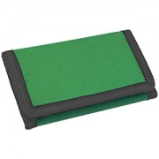 Кошелек 'Smart'; зеленый; 8х12,5х1 см; полиэстер; шелкография