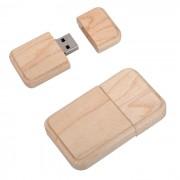 USB flash-карта 'Wood' (8Гб),4,9х2,9х1,1см,дерево
