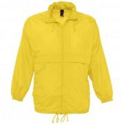 Ветровка'Surf', желтый_2XL, 100% нейлон, 210Т
