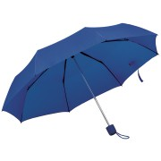 Зонт складной 'Foldi', механический, темно-синий,