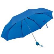 Зонт складной 'Foldi', механический, ярко-синий,