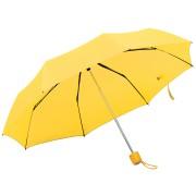 Зонт складной 'Foldi', механический, желтый