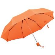 Зонт складной 'Foldi', механический, оранжевый