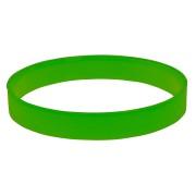Браслет силиконовый  'Фантазия-2'; D6 см;  зеленый