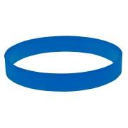 Браслет силиконовый 'Фантазия-2';  D 6 см;  синий