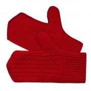 Варежки Comfort Fleece, красные