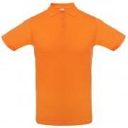 Рубашка поло мужская Virma light, оранжевая