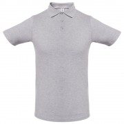 Рубашка поло мужская Virma light, серый меланж