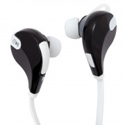 Беспроводные спортивные Bluetooth-наушники Vatersay, черные