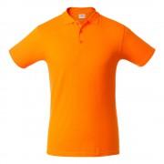Рубашка поло мужская SURF, оранжевая