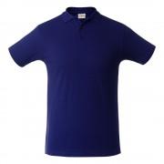 Рубашка поло мужская SURF, синяя