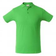 Рубашка поло мужская SURF, зеленое яблоко