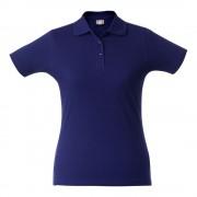 Рубашка поло женская SURF LADY, синяя
