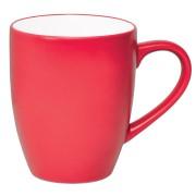 Кружка 'Milar', красный, 300мл, фарфор