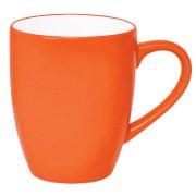 Кружка 'Milar', оранжевый, 300мл, фарфор