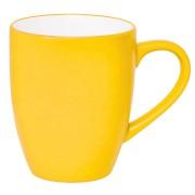 Кружка 'Milar', желтый, 300мл, фарфор