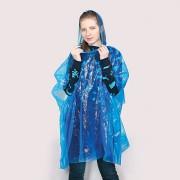 Дождевик 'Promo'; синий; универсальный размер, D=6,3 см; полиэтилен, пластик