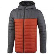 Куртка мужская Outdoor, серая с оранжевым
