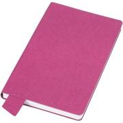 Бизнес-блокнот А5  'Provence', розовый , мягкая обложка, в клетку