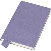 Бизнес-блокнот А5  'Provence', сиреневый, мягкая обложка, в клетку
