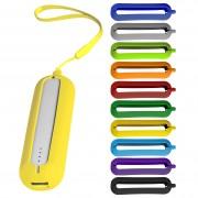 Зарядное устройство 'Seashell-1' (2000 mAh),11х3,5х2,5см, пластик