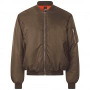 Куртка бомбер унисекс REMINGTON, коричневая