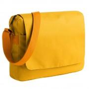 Конференц-сумка Unit Assistant, желтая
