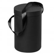 Подарочная коробка Rond, черная