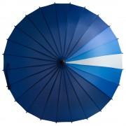 Зонт-трость «Спектр»,синий