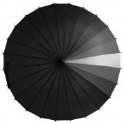 Зонт-трость «Спектр»,черный