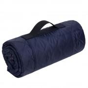 Плед для пикника Comfy, синий