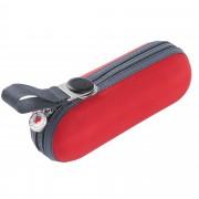 Зонт складной 811 X1 в кейсе, красный