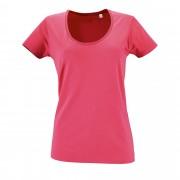 Футболка женская METROPOLITAN, ярко-розовая