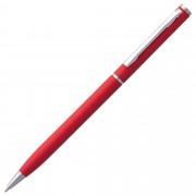 Ручка шариковая Hotel Chrome, ver.2, красная