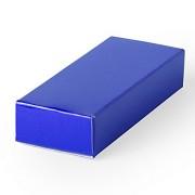 Подарочная коробка HALMER, синий, картон, 6 x 1,2 x 2,5 см
