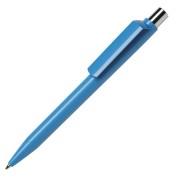 Ручка шариковая DOT, бирюзовый, пластик