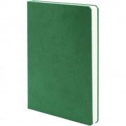 Ежедневник Charme, недатированный, зеленый