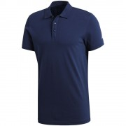 Рубашка поло Essentials Base, синяя