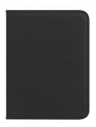 Папка с блокнотом Visitor, черная